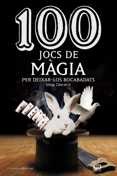 100 jocs de magia Mag Gerard (PORTADA)