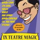 Cartell Teatre Màgic 2015-2