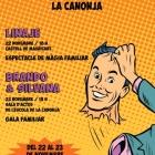 Cartell Teatre Màgic 2018 La Canonja