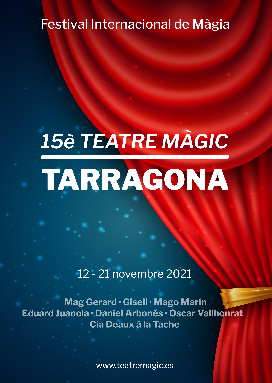 Cartell Teatre magic 2019